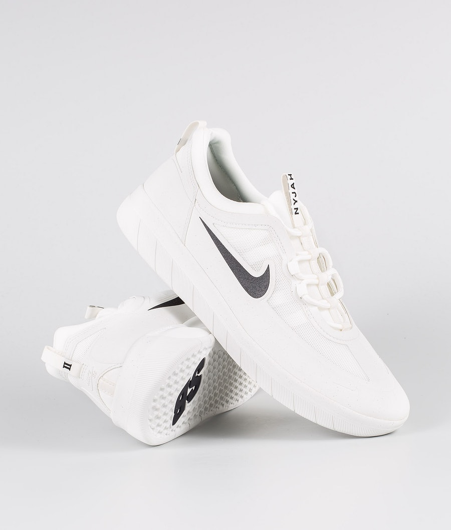 Nike Nike Sb Nyjah Free 2 Skor Summit White/Black-Summit White