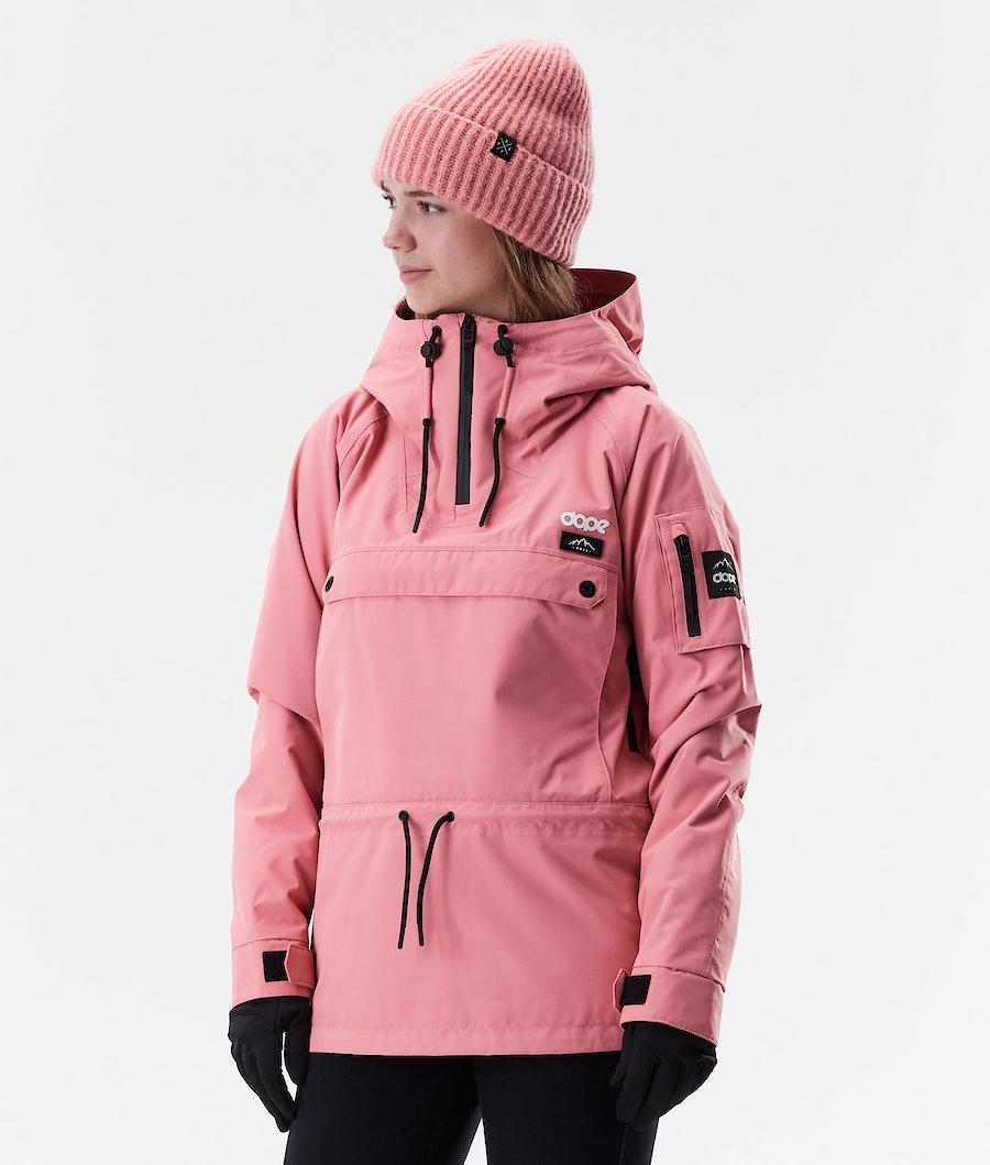 Dope Annok W Veste D' hiver Pink