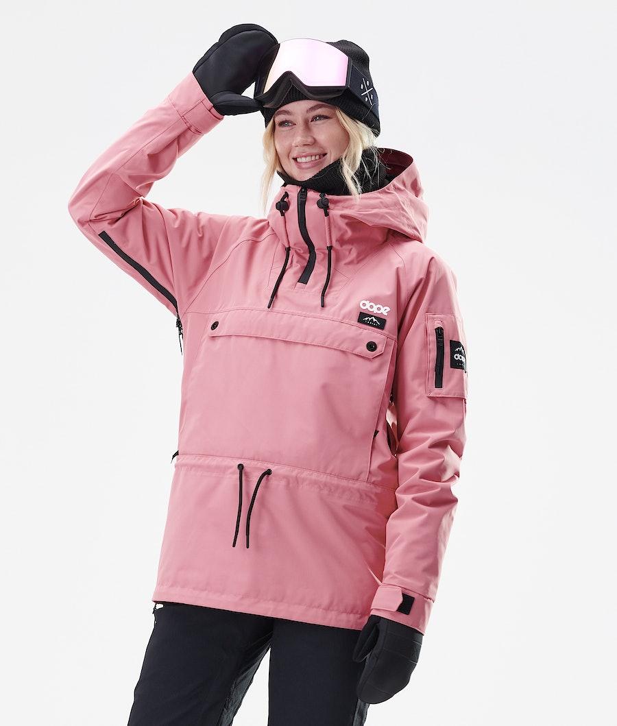 Dope Annok W Veste de Ski Femme Pink