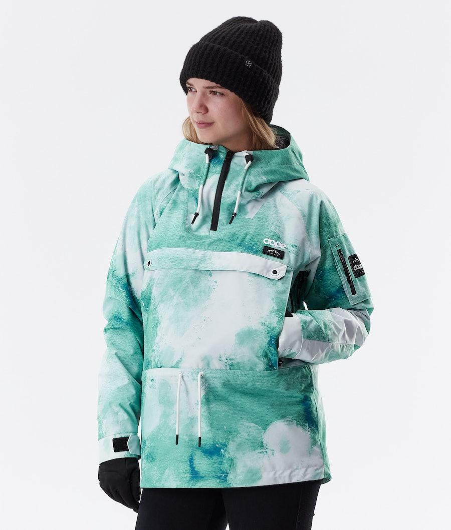 Dope Annok W Winter Jacket Water White