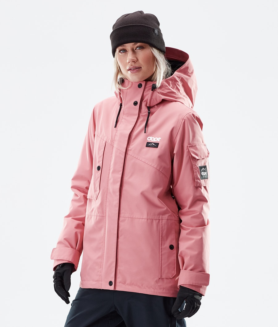 Dope Adept W Winter Jacket Pink