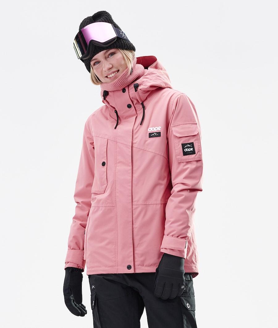 Dope Adept W Ski jas Pink