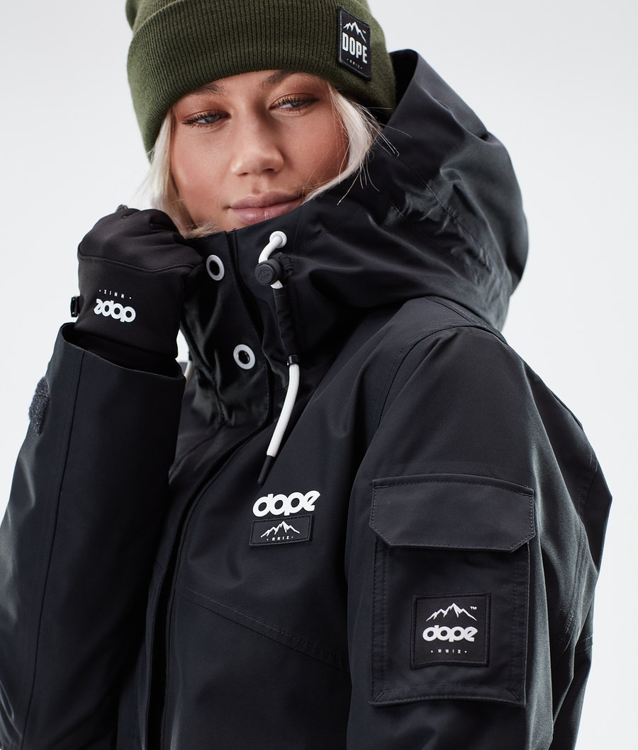 Dope Adept W Women's Winter Jacket Black