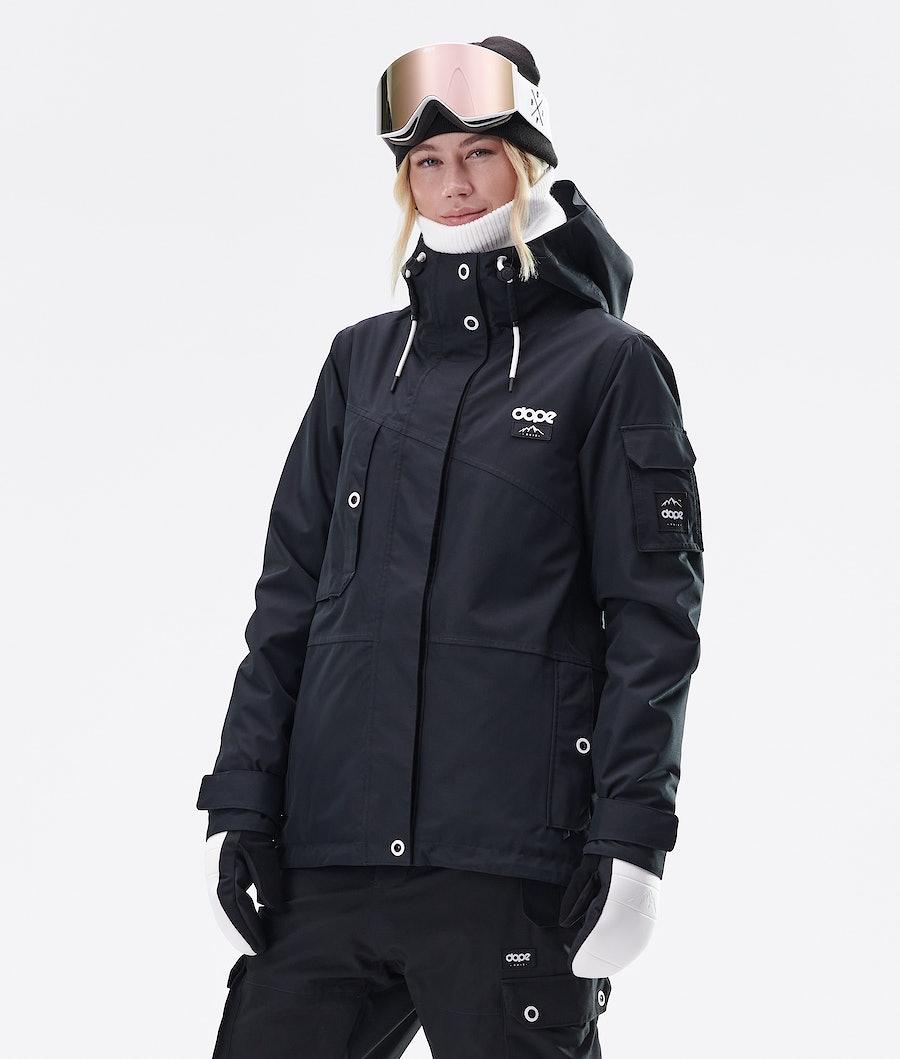 Dope Adept W Ski jas Black