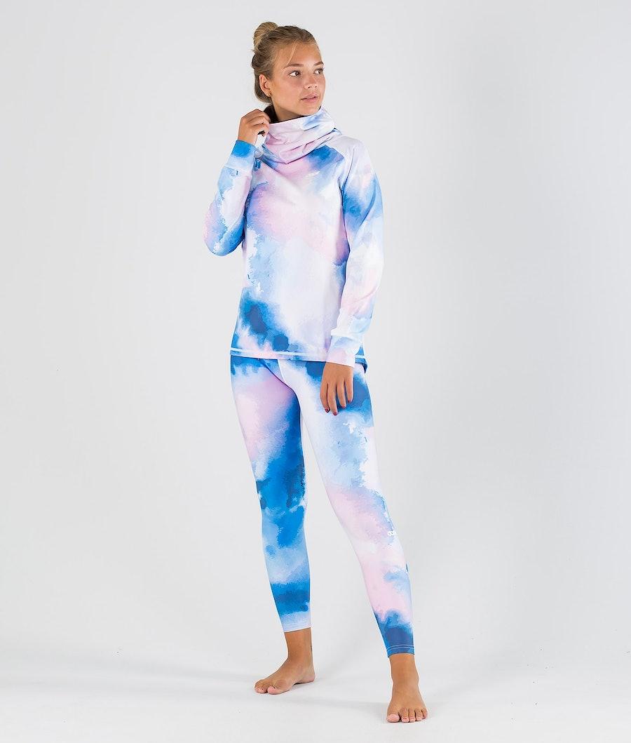Dope Snuggle OG W Pantalon thermique Femme Cloud