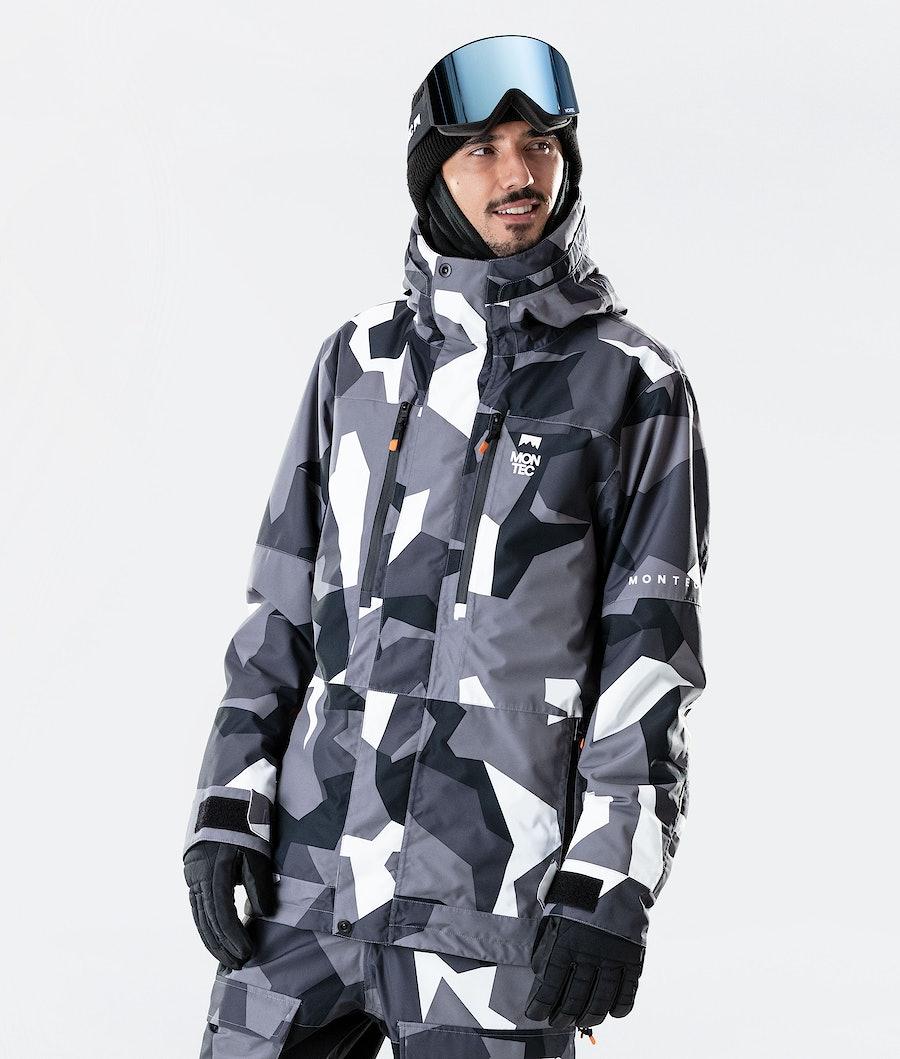 Montec Fawk Ski jas Arctic Camo