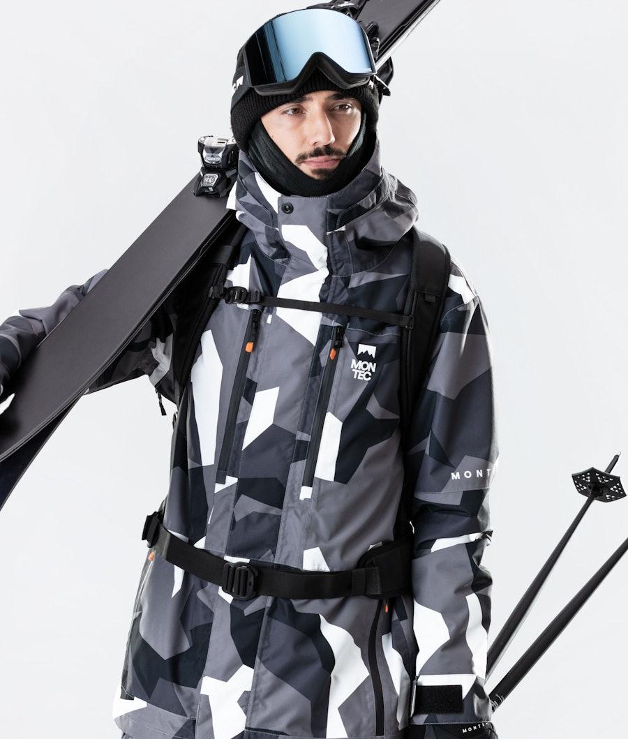Montec Fawk Skidjacka Arctic Camo
