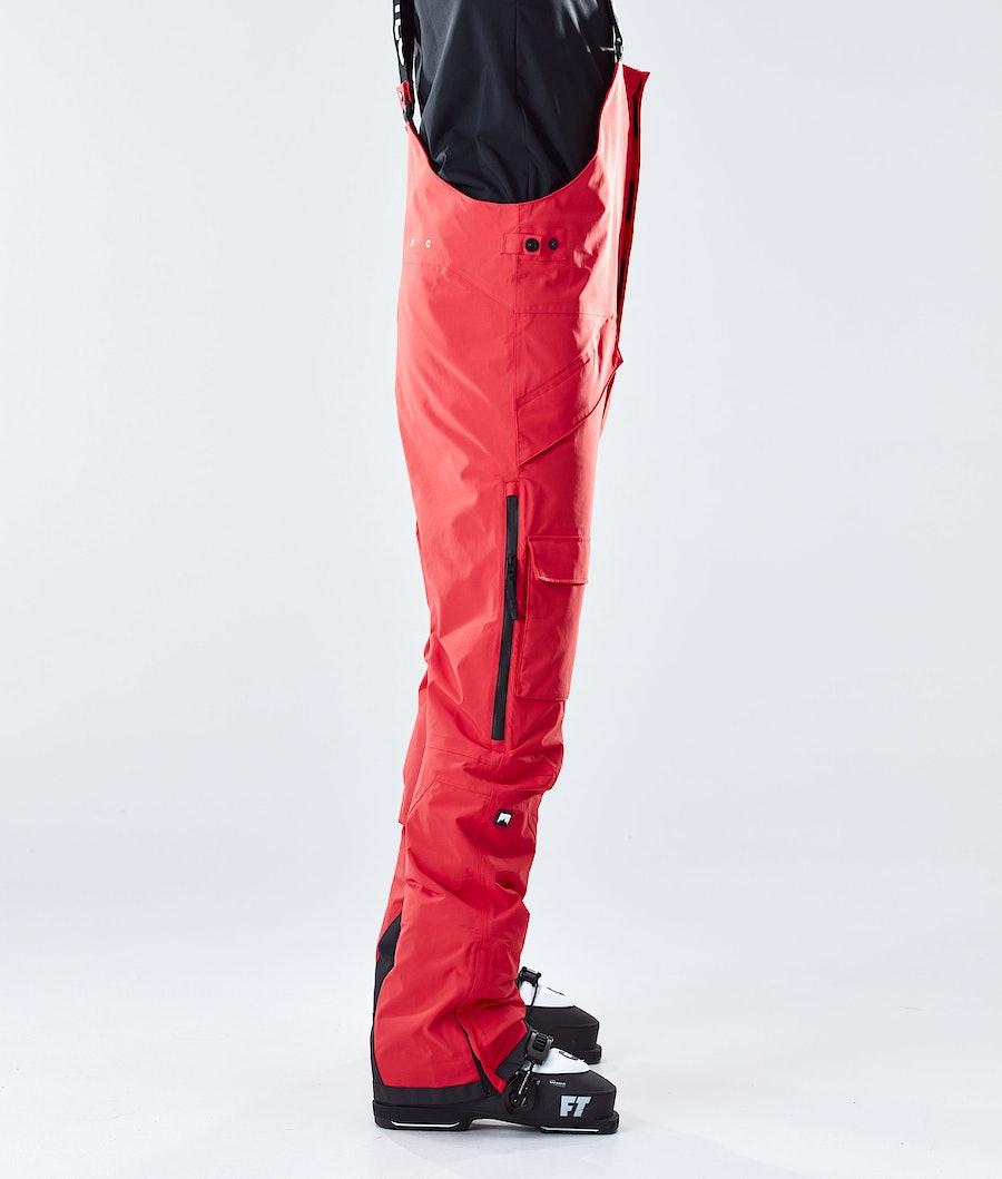 Montec Fawk Skidbyxa Red