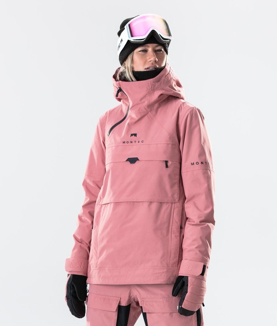 Montec Dune W Skijacke Pink