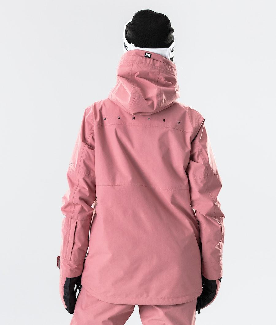 Montec Dune W Skidjacka Dam Pink