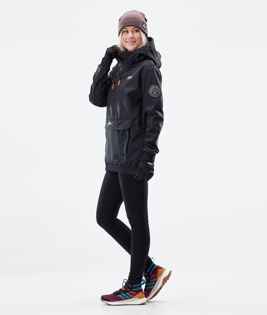 Dope Wylie Capital W Women's Winter Jacket Black