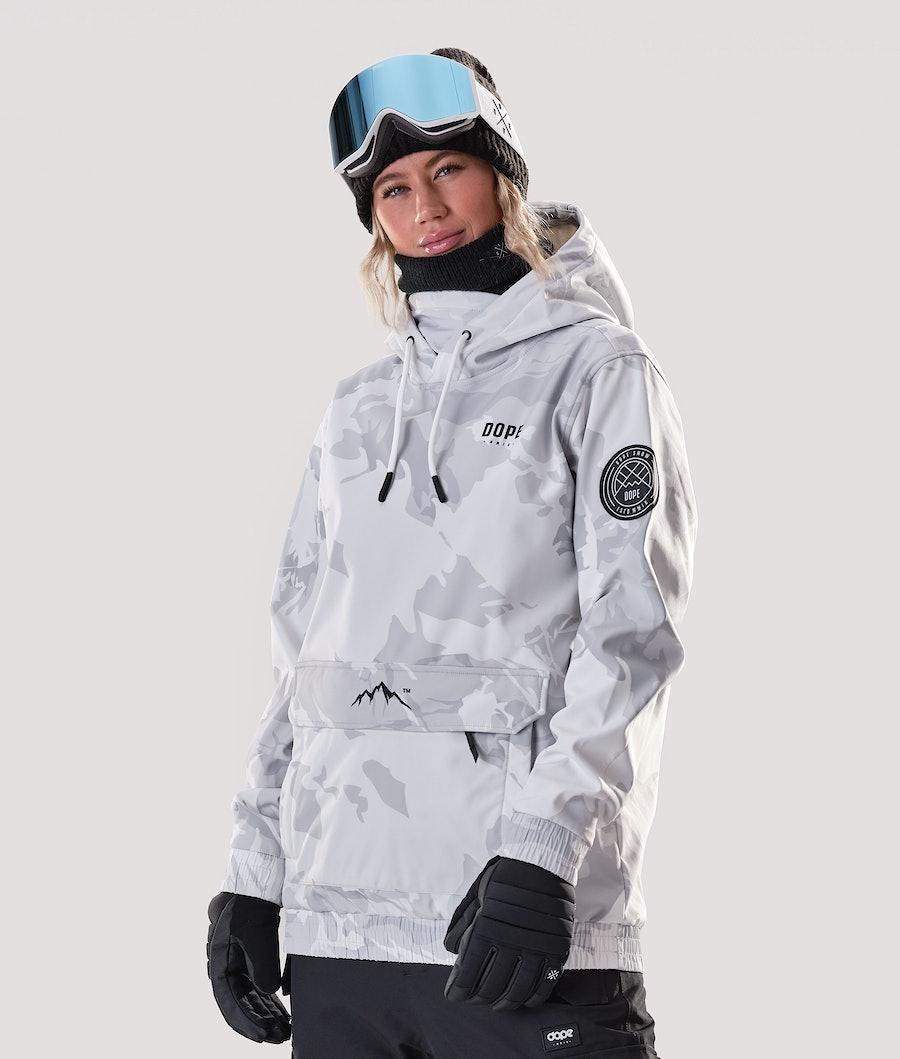 Dope Wylie Capital W Veste de Ski Tucks Camo