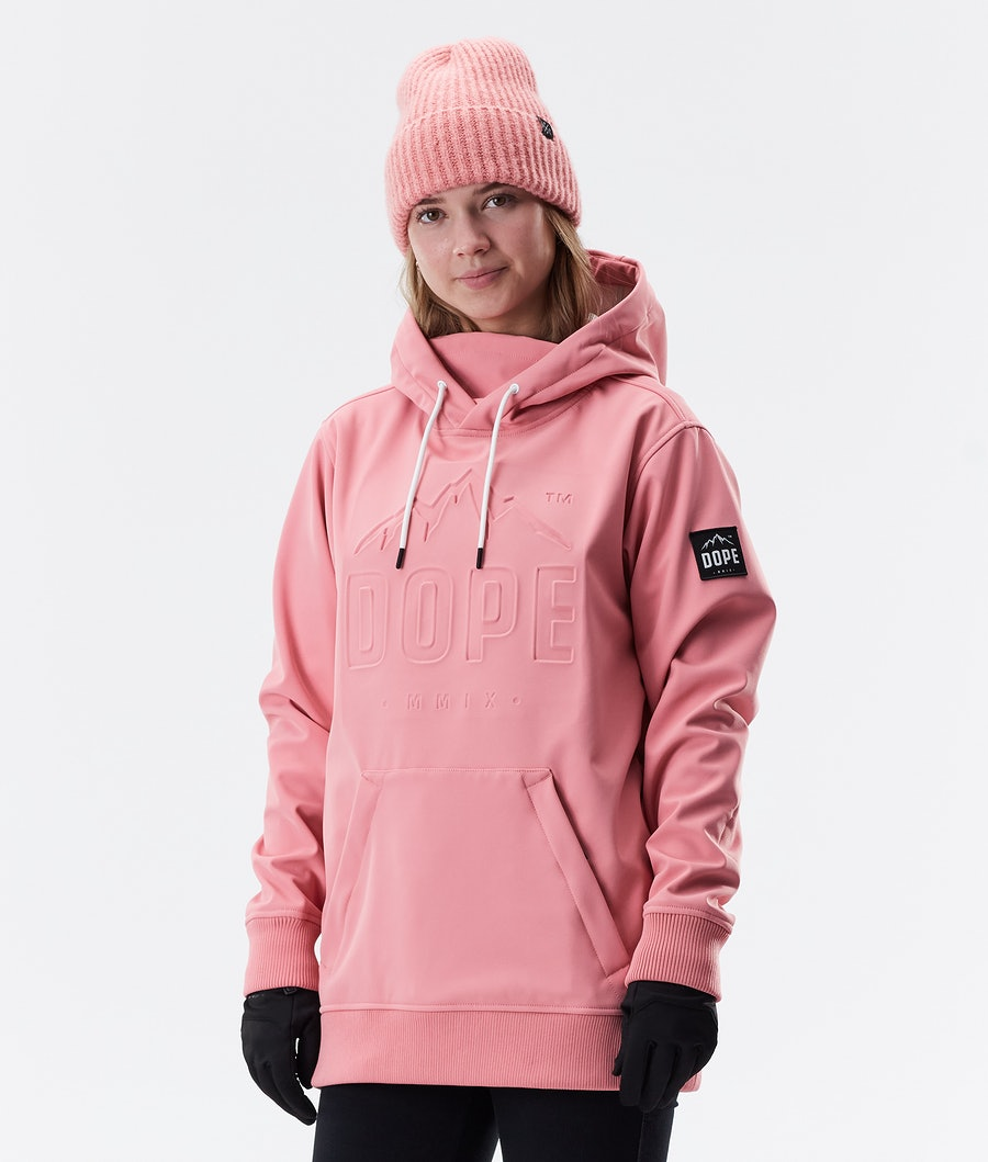 Dope Yeti EMB Winter Jacket Pink