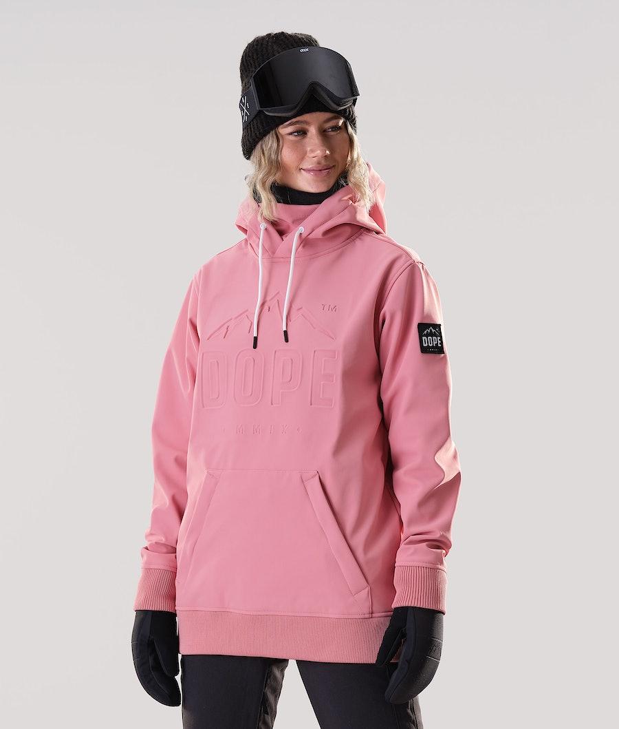 Dope Yeti EMB Laskettelutakki Pink
