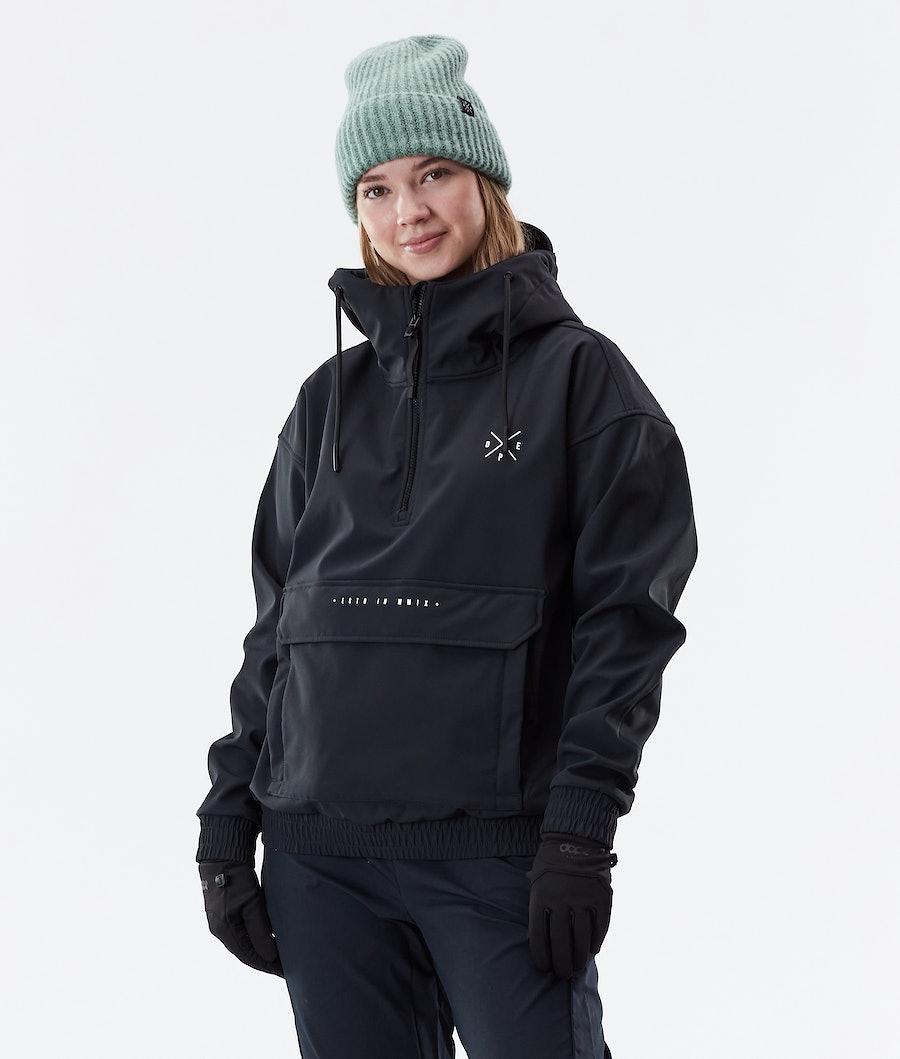 Dope Cyclone W Winter Jacket Black