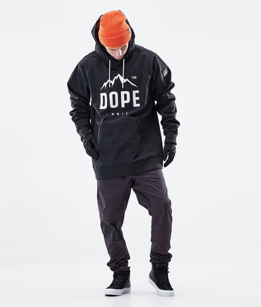 Dope Yeti Paradise Winter Jacket Black