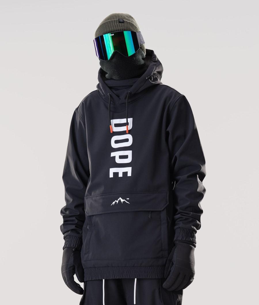 Dope Wylie OG Skijakke Black