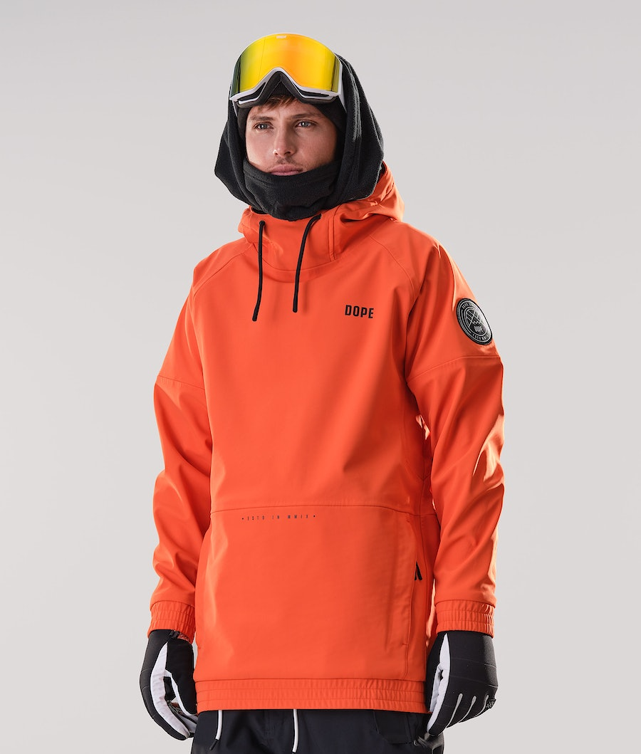 Dope Rogue Ski Jacket Orange