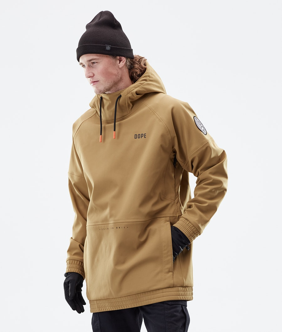Dope Rogue Winterjas Gold