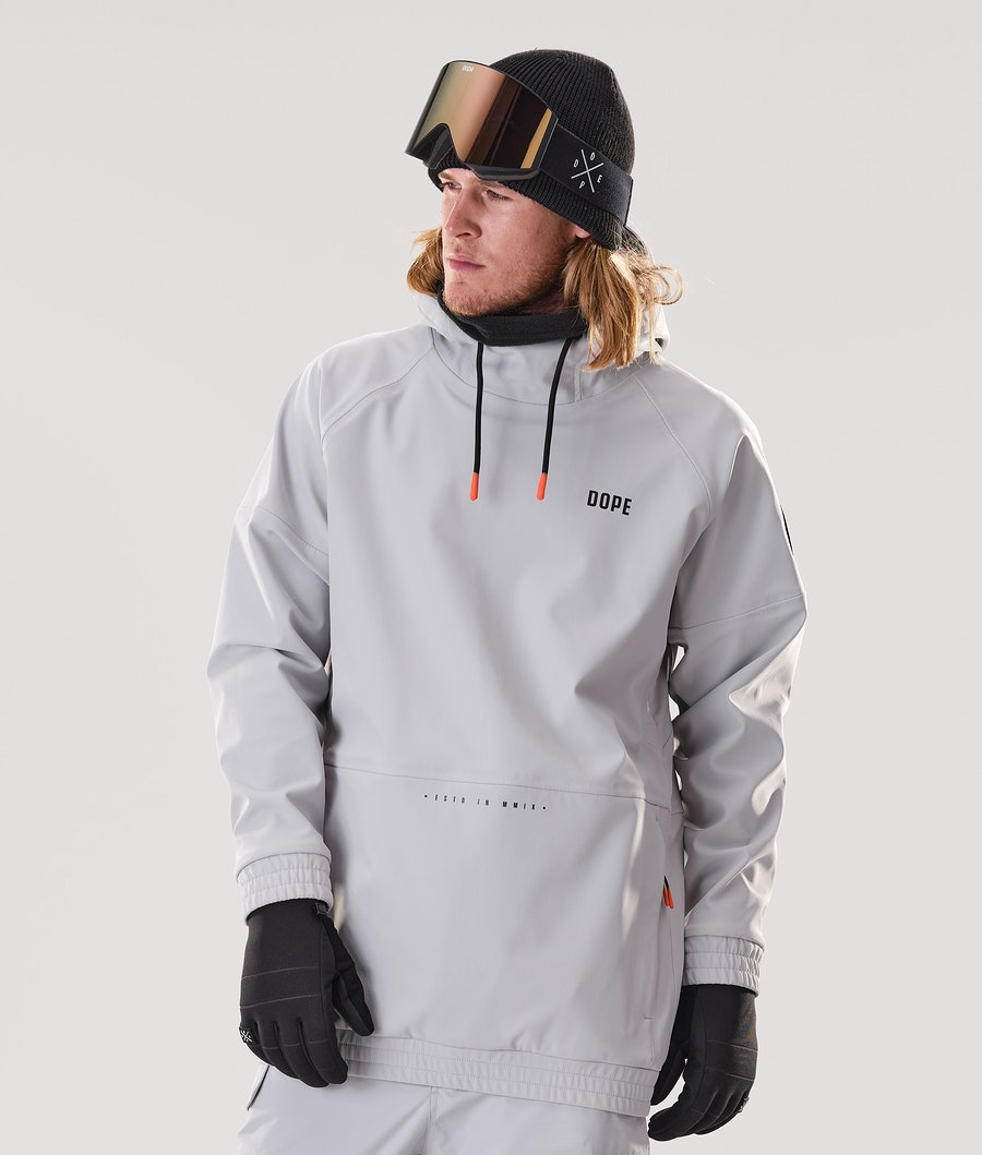 Dope Rogue Ski Jacket Light Grey