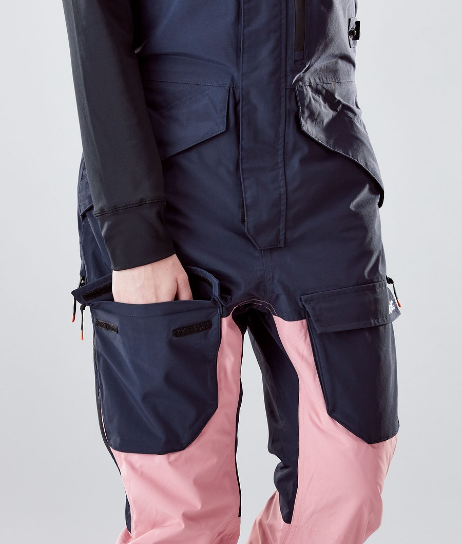 Montec Fawk W Skidbyxa Dam Marine/Pink/Light Grey
