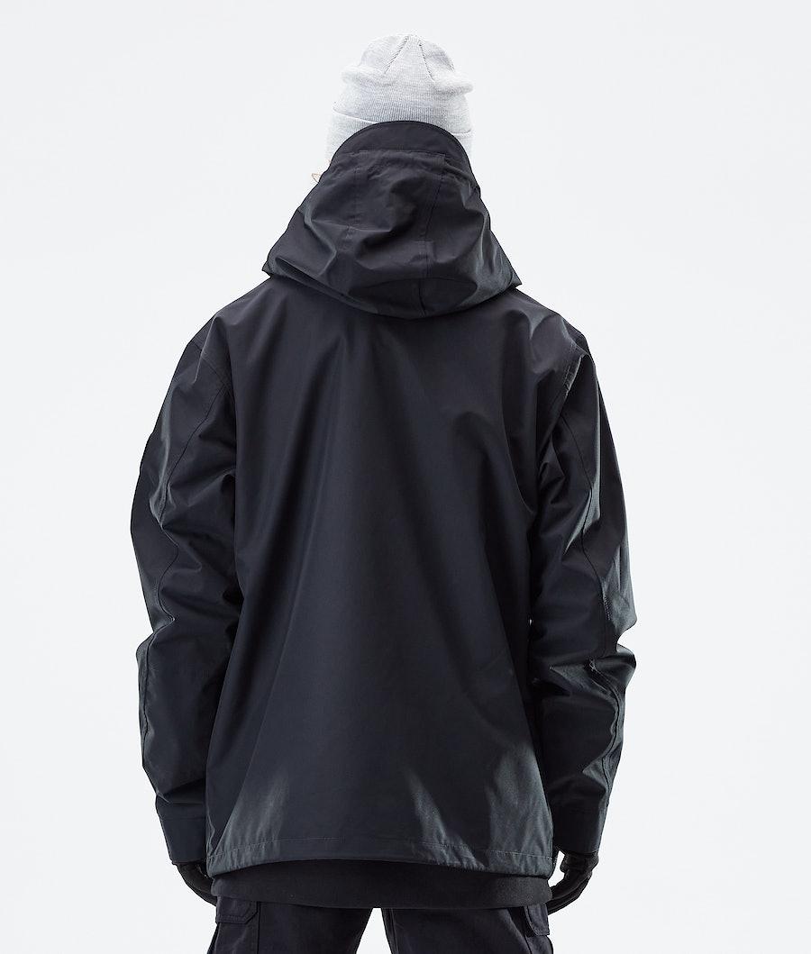 Dope Blizzard PO Winter Jacket Black