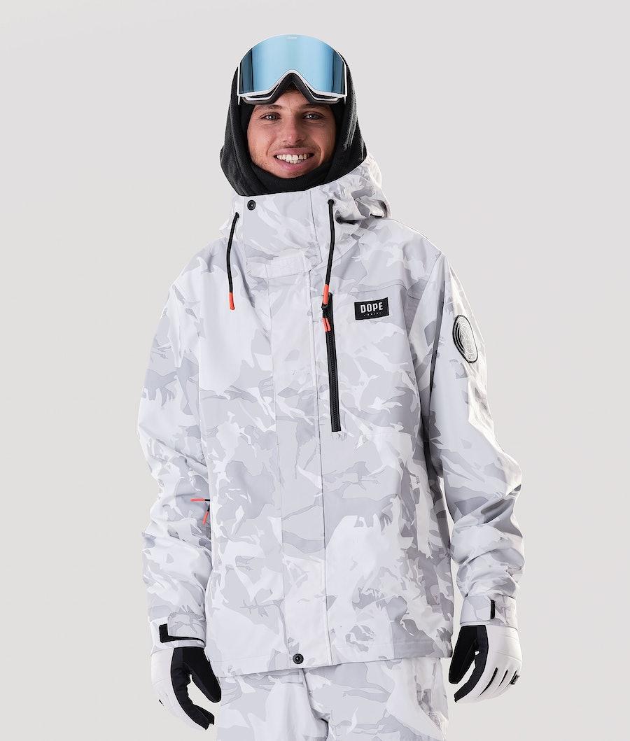 Dope Blizzard FZ Ski jas Tucks Camo