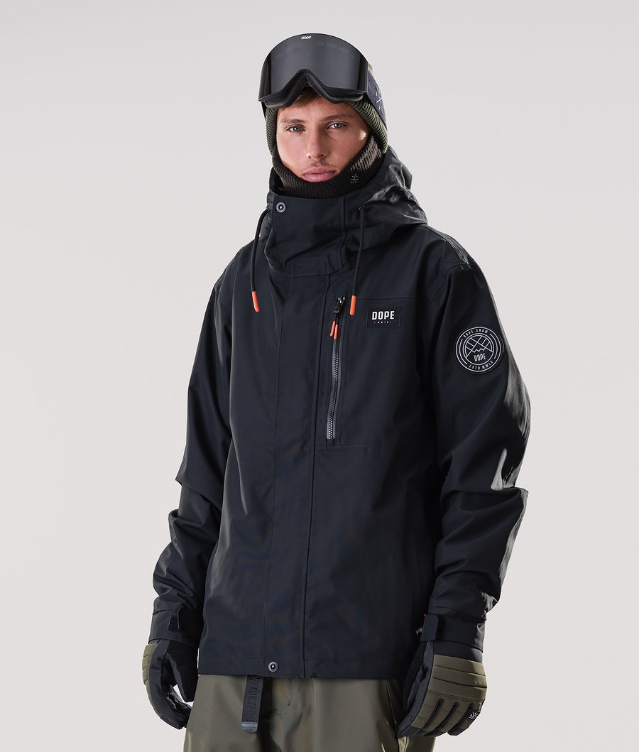 Dope Blizzard FZ Ski Jacket Black