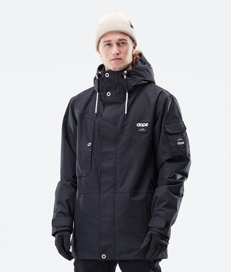 Dope Adept Winter Jacket Black