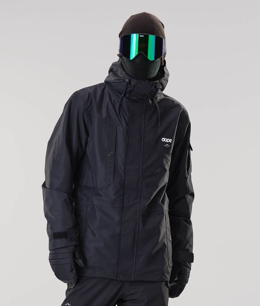Dope Adept Skijacke Blackout