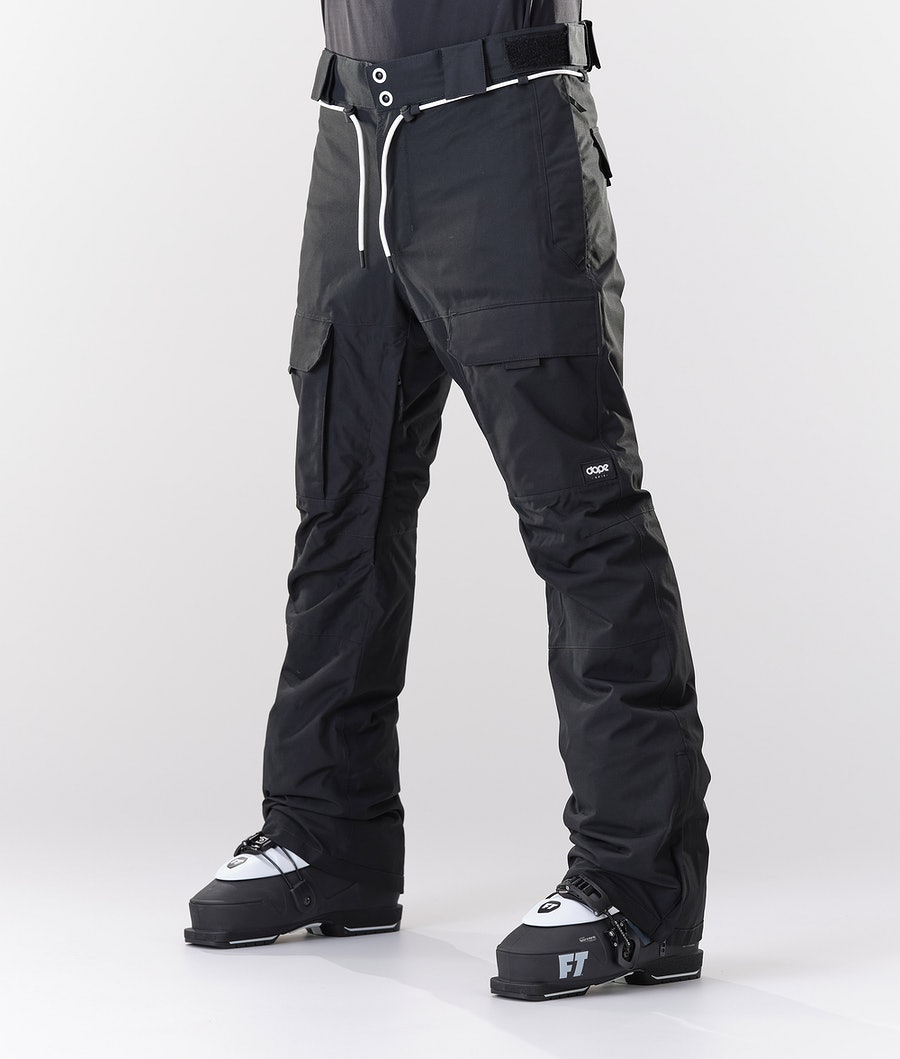 Dope Poise Ski Pants Black