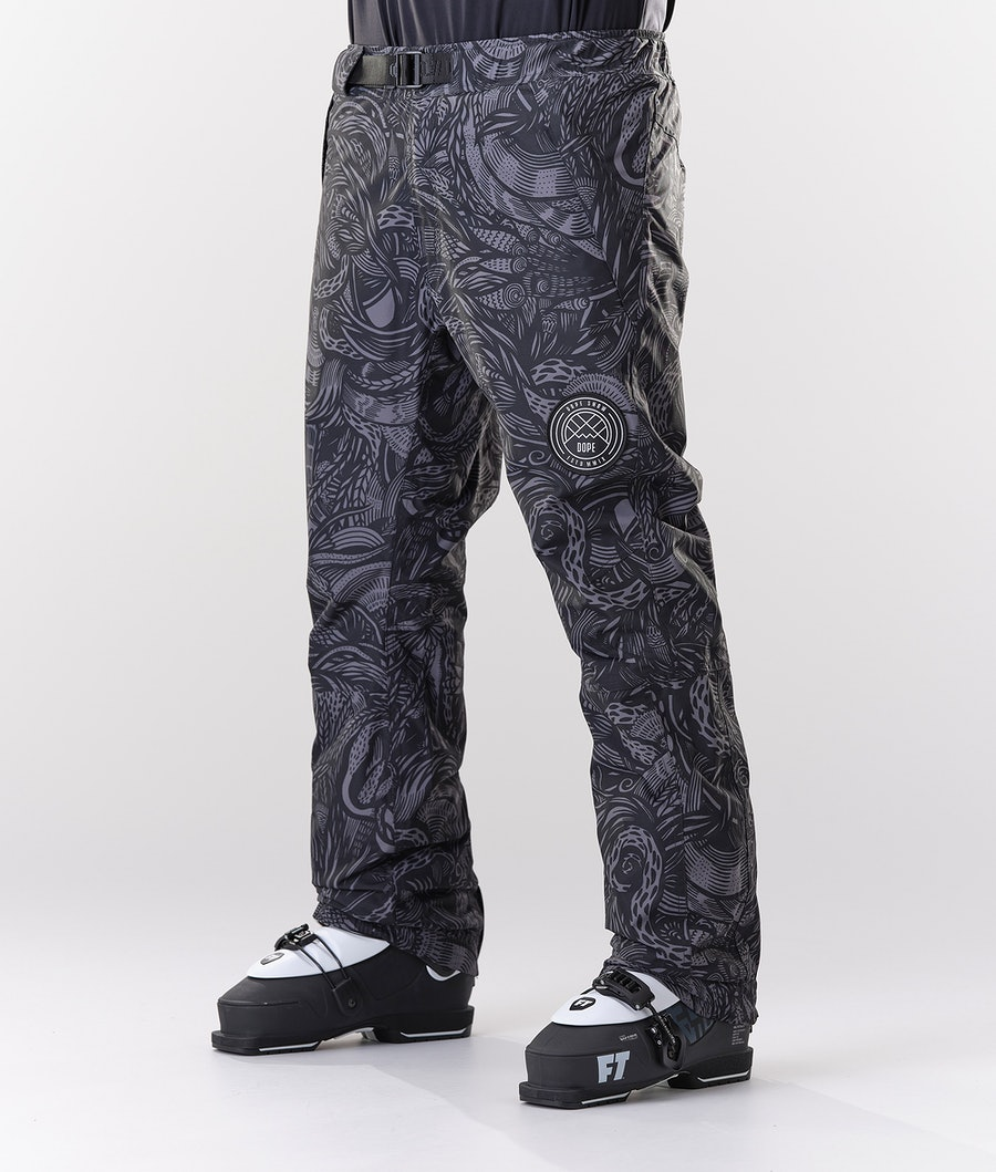Dope Blizzard Pantalon de Ski Shallowtree