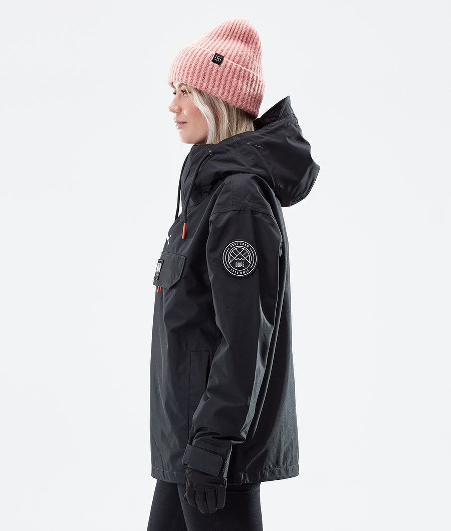 Dope Blizzard PO W Women's Winter Jacket Black