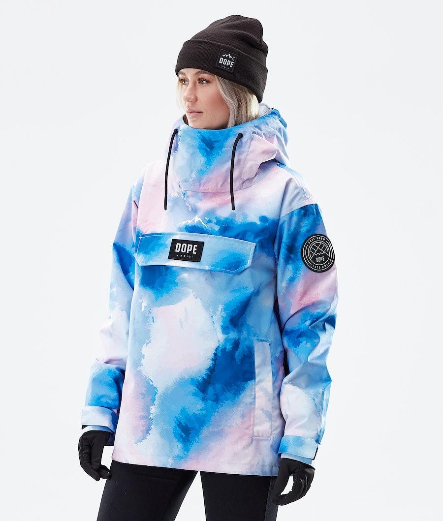 Dope Blizzard PO W Women's Outdoor Jacket Cloud