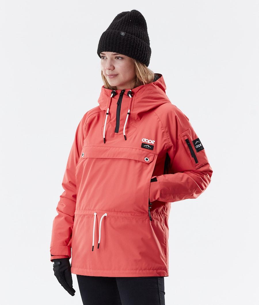 Dope Annok W Winter Jacket Coral