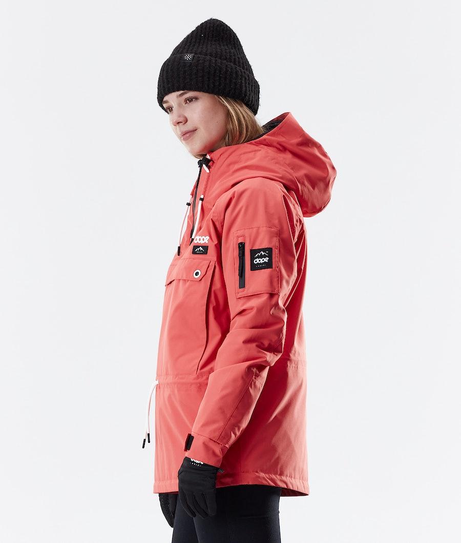 Dope Annok W Women's Winter Jacket Coral