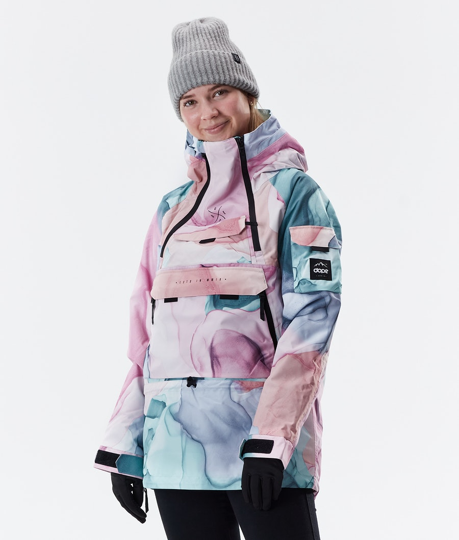 Dope Akin W Winter Jacket Mirage