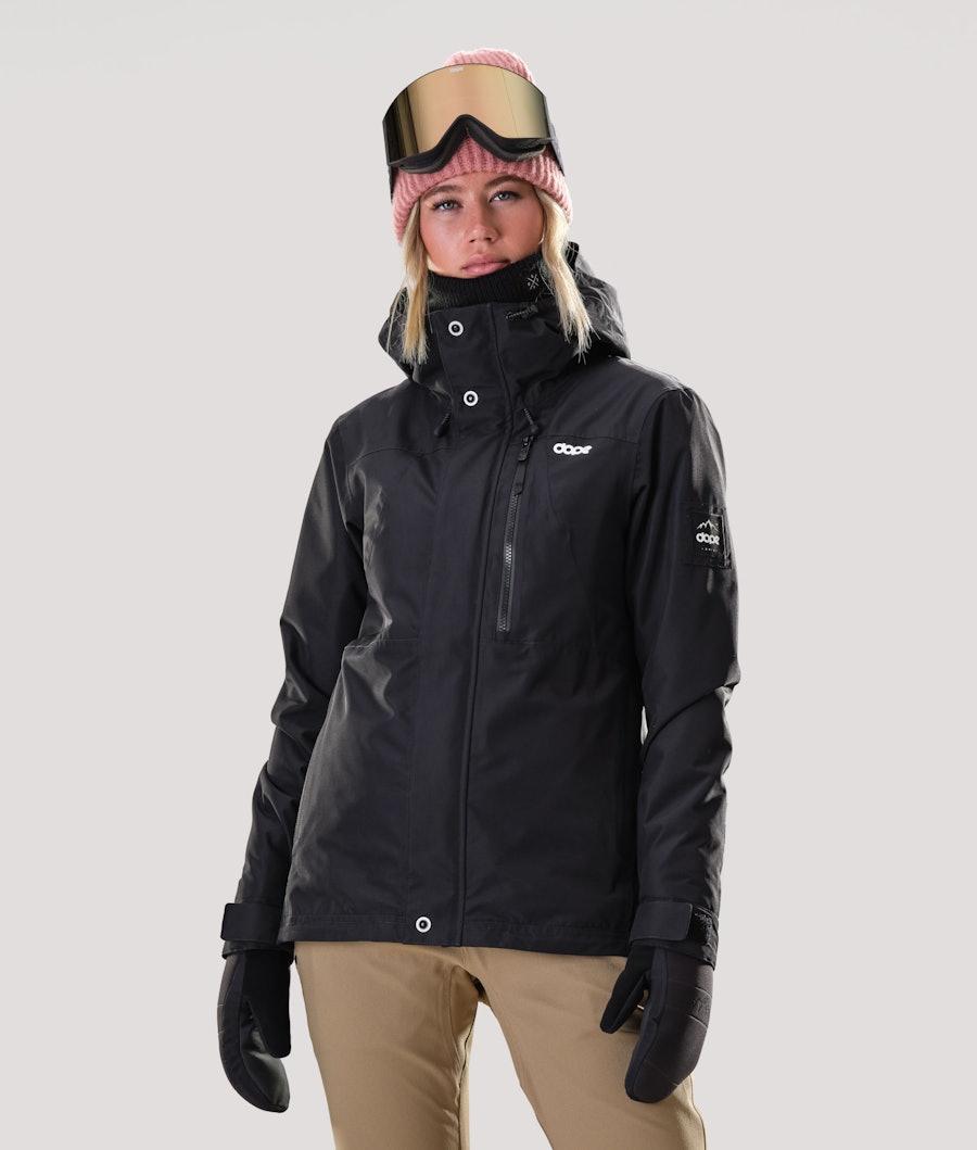 Dope Divine Veste de Ski Black