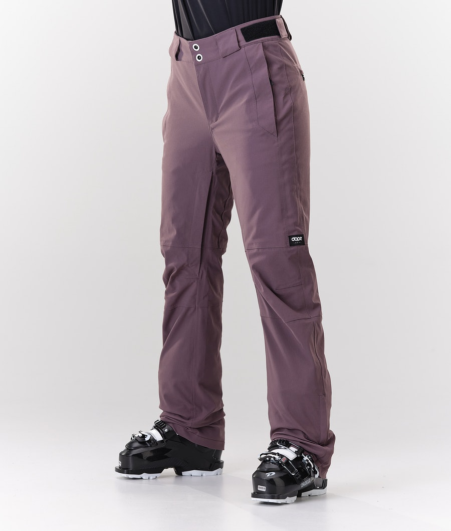 Dope Con Pantalon de Ski Femme Faded Grape