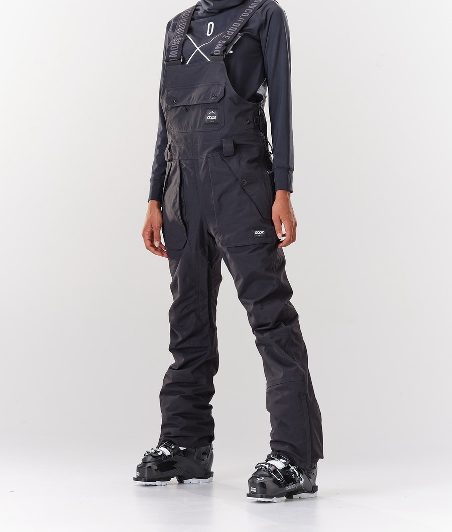 Dope Notorious B.I.B W Ski Pants Black