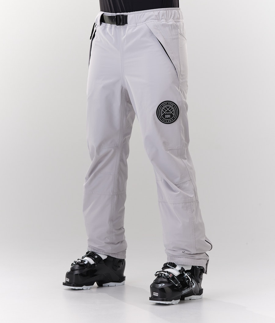 Dope Blizzard W Pantaloni da Sci Light Grey