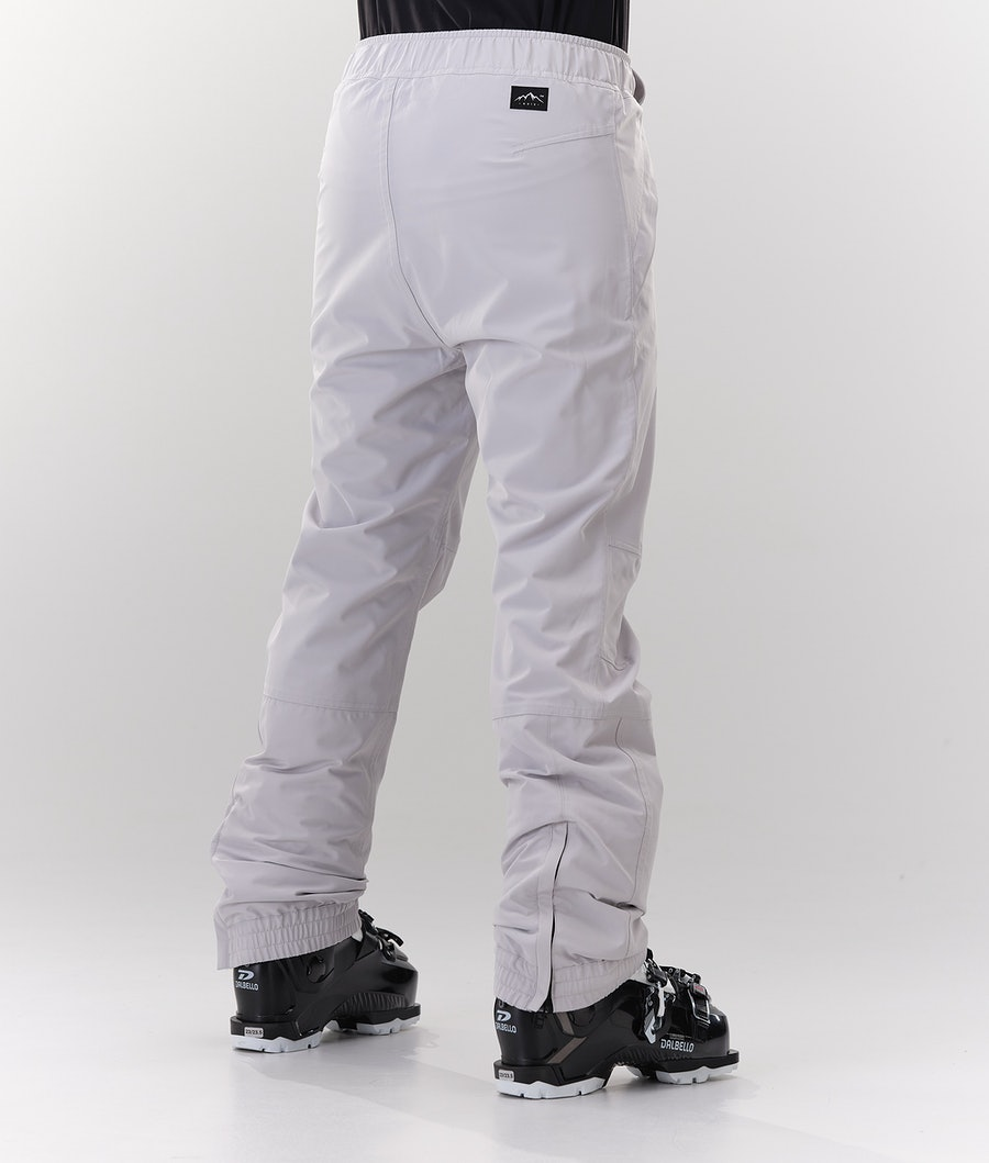 Dope Blizzard W Women's Ski Pants Light Grey