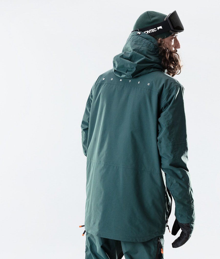 Montec Fawk Ski Jacket Dark Atlantic