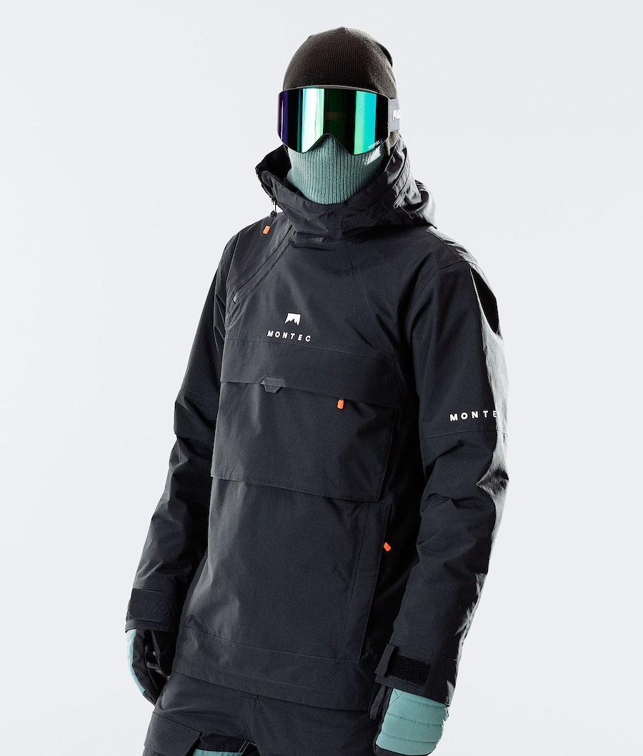 Dune Ski Jacket Men Black