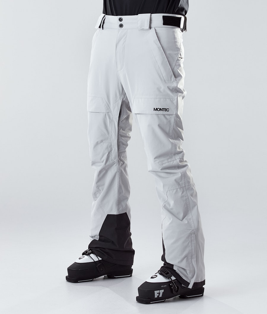 Montec Dune Ski Pants Light Grey
