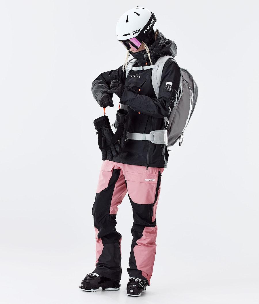 Montec Doom W Veste de Ski Femme Black