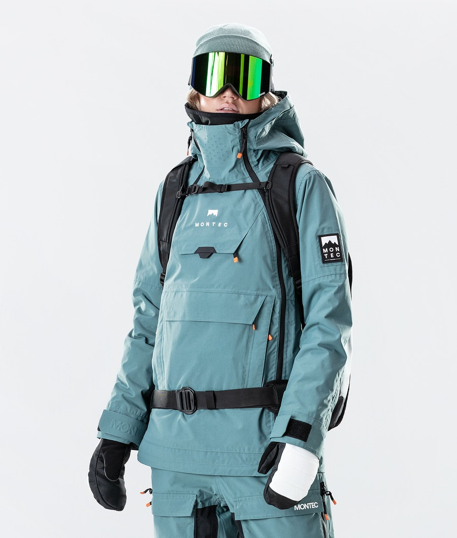 Montec Doom W Snowboard Jacket Atlantic