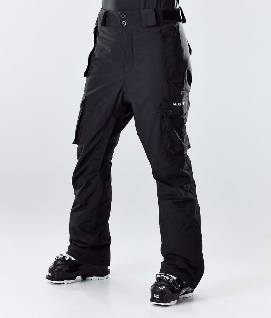 Montec Doom W Ski Pants Black