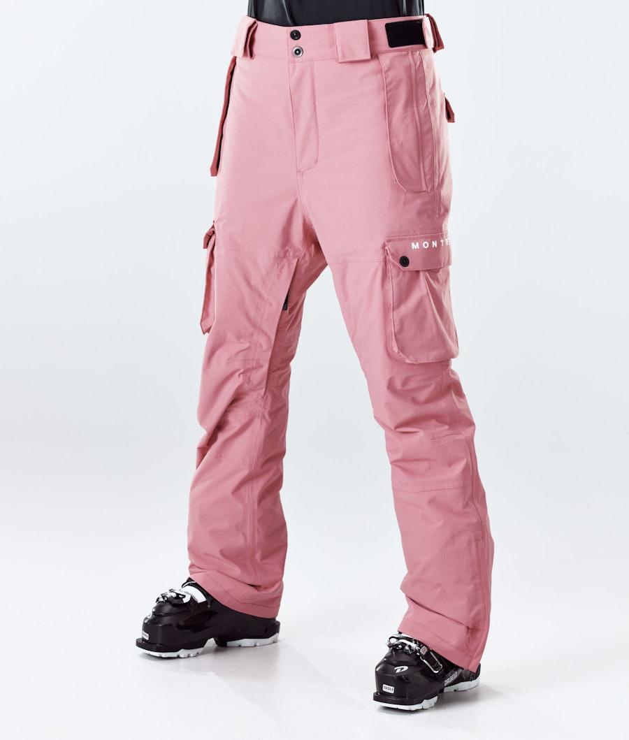 Montec Doom W Pantalon de Ski Pink