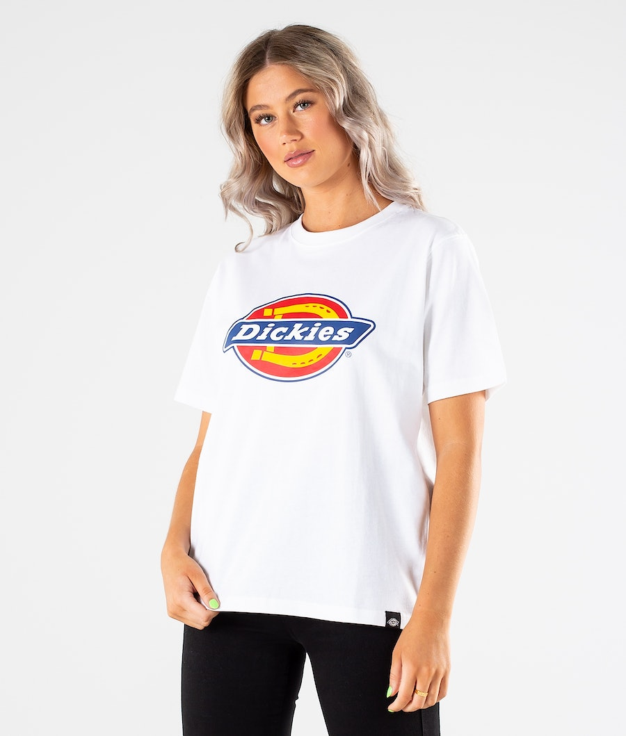 Dickies Horseshoe T-shirt White